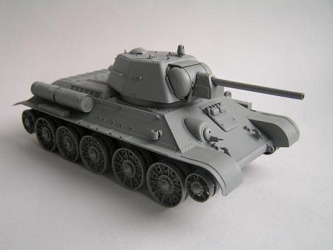 Tamiya T 34 75 Mod 1943 Ipms Stockholm