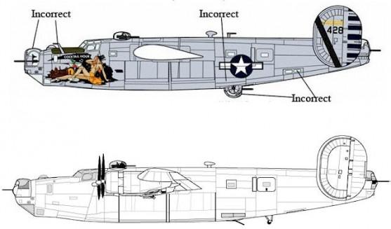 B 24 Ball Turret B-24J Cocktail Hour �...