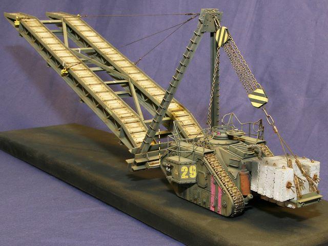 crane old school