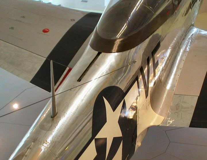 North American P 51d Mustang In Detail Revisited Part 1