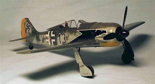 D-FWAA - Private Focke-Wulf Fw.190 at Heringsdorf | Photo