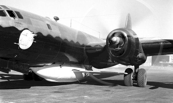 Bell X 1 Experimental Aircraft Ipms Stockholm