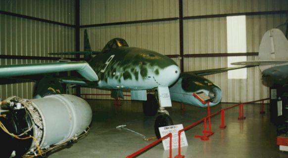 Messerschmitt Me 262 in Detail – IPMS Stockholm