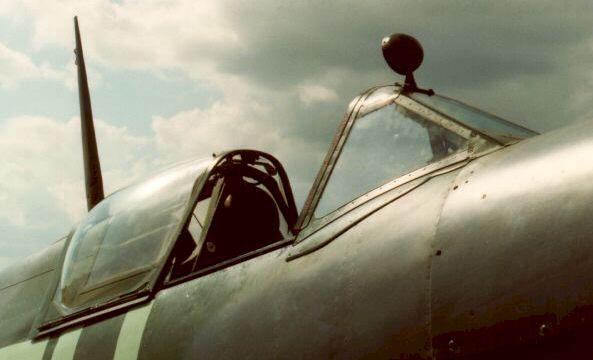 Supermarine Spitfire Mk Ix In Detail Ipms Stockholm