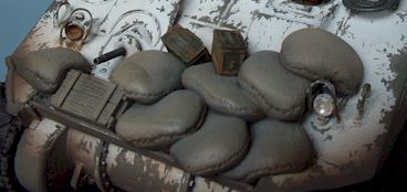 how to make model sandbags