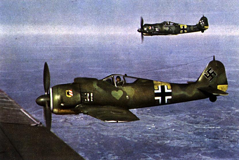Notes About Luftwaffe Colors – IPMS Stockholm